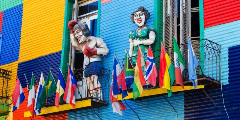 Buenos Aires de colores