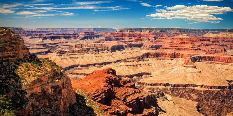 Estados Unidos: el encanto del Oeste