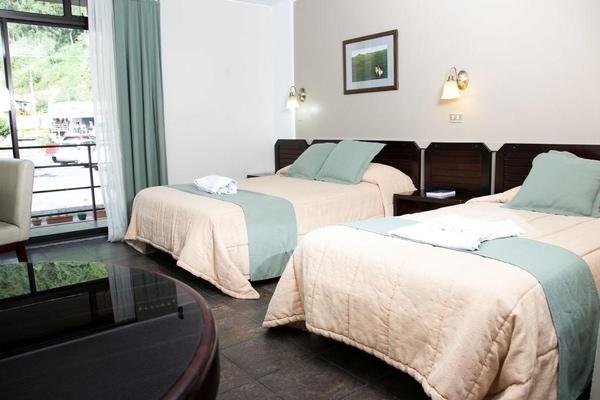 hotel sangay spa baños ecuador