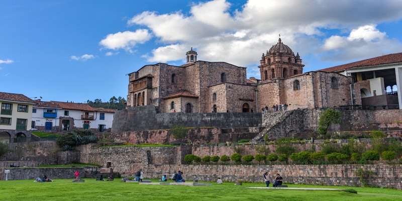 Koricancha y Convento de Santo Domingo