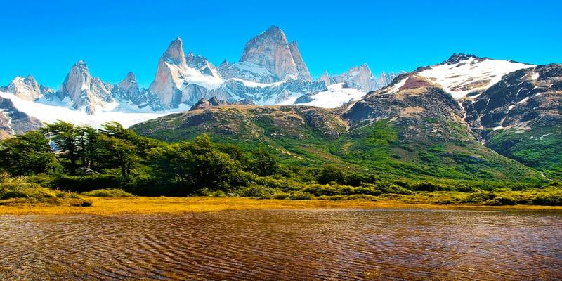 La Patagonia desde Argentina