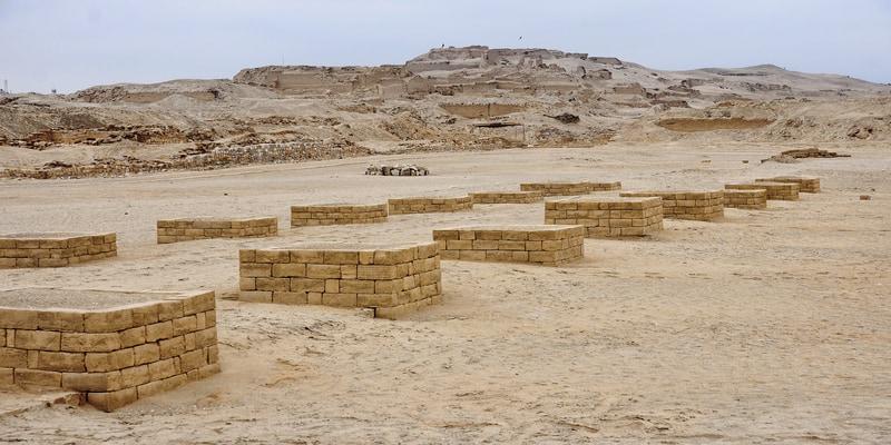 Ciudadela arqueológica de Pachacámac