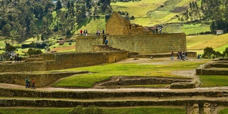 ruinas ingapirca ecuador cultura inca