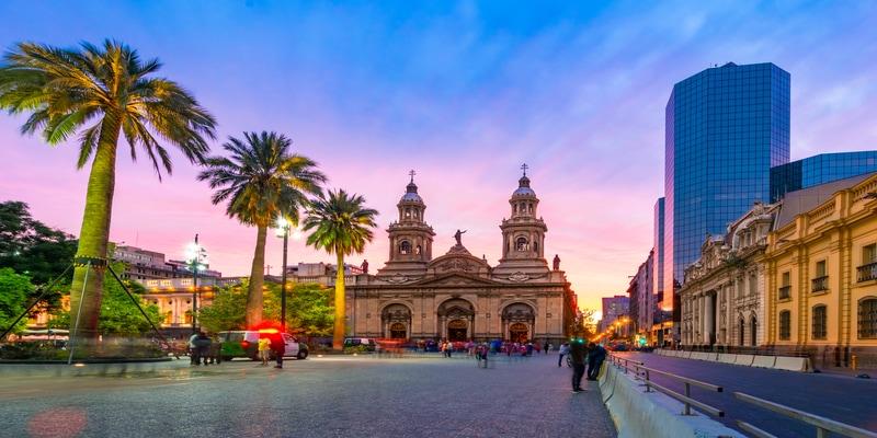 Plaza de Armas, Santiago de Chile