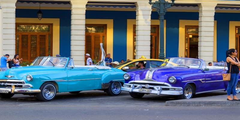 Coche clasico La Habana